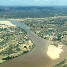 Le fleuve Onilahy