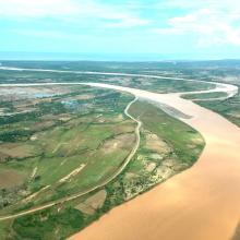 Le fleuve Tsiribihina
