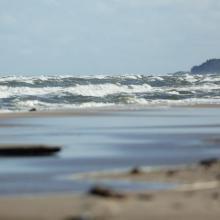 Sea coastal waters