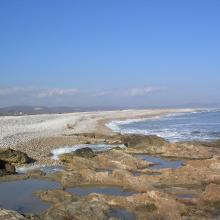 Prat de Cabanes-Torreblanca. Dunas fósiles y litoral de cantos rodados en Cabanes