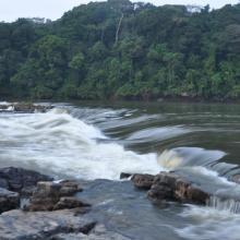 Rapides de Mboungou-Badouma