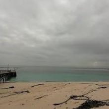 House Bay with jetty