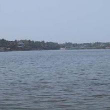 Laguna El Coyol. Lado izquierdo
