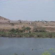 Vista panorámica de las Conchas. Diciembre 2001.