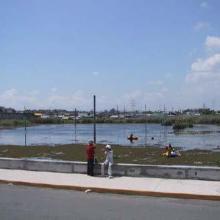 Laguna Malibrán (2001 Recuperada con construcción de un malecón)