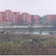 Laguna Unidad Habitacional de Marina (con mantenimiento por parte de los marinos)