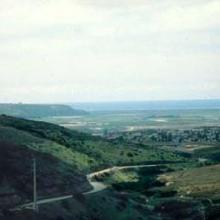 Tijuana River Valley ocean.