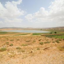Dayet Ifrah en eau (submesrion quasitotale)