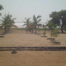 Espace de loisir du centre écotouristique