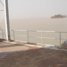 Photo 4 : Equipement de production de l'hydroélectricité