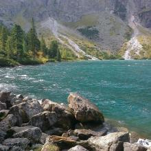 Morskie Oko in Tatra Mts