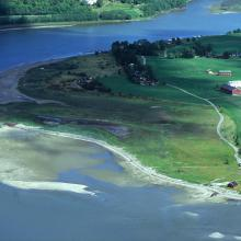 Gaulosen, Øyamælen in 2005