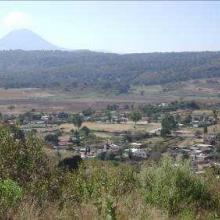 Localidad de Los Espinos, Municipio de Jiménez